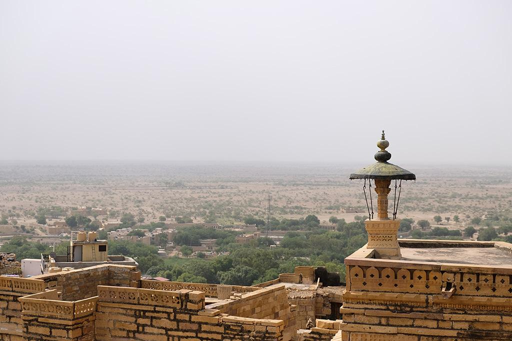 The View, Jaisalmer Palace