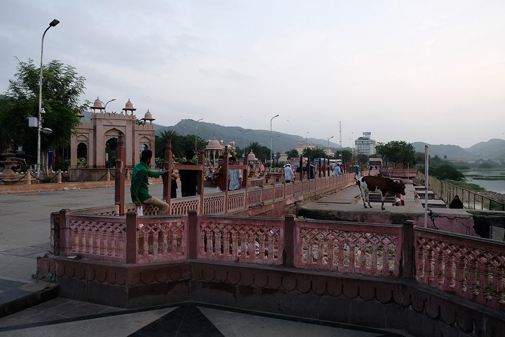The Promenade, Man Sagar Lake, Jaipur