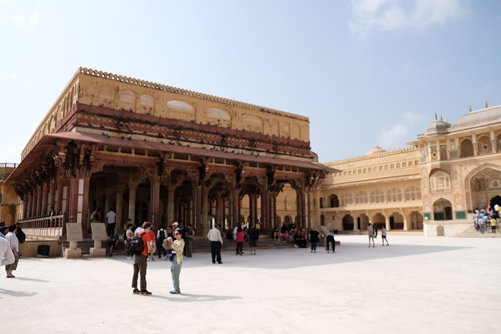 Audience Hall, 2nd Courtyard