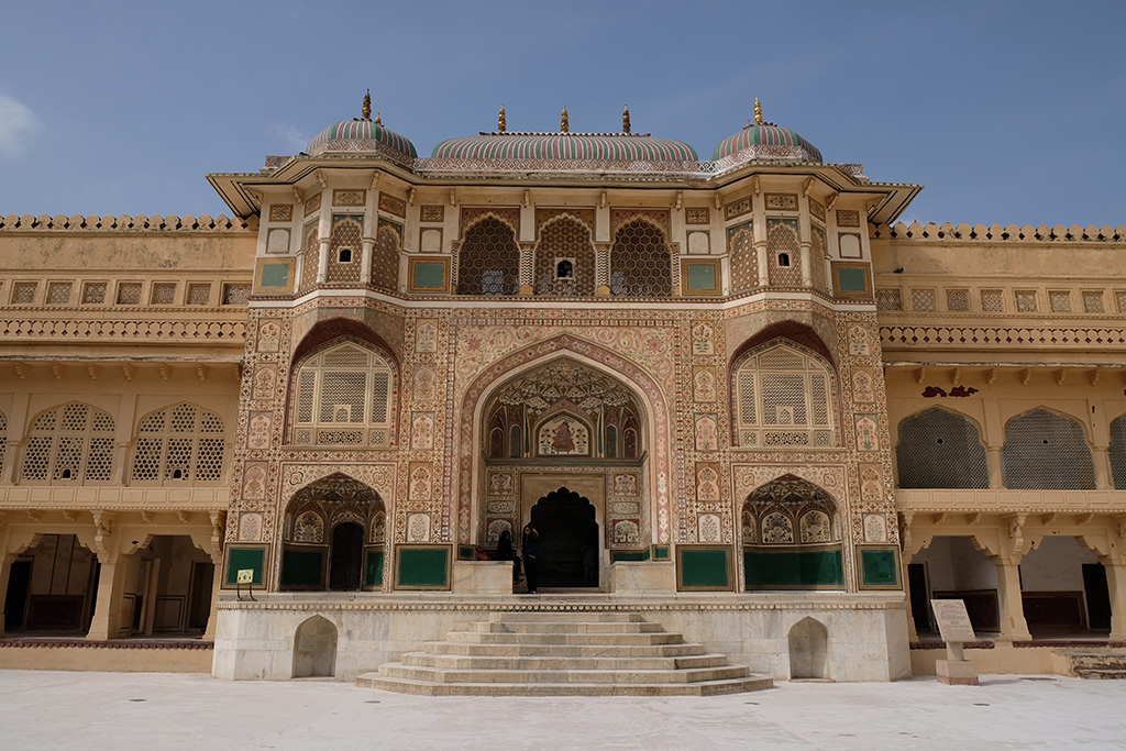 Ganesh Gate, 2nd Courtyard