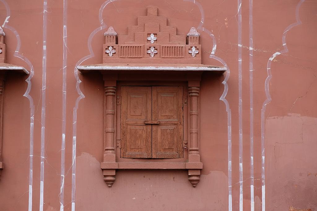 Window, 2nd Courtyard