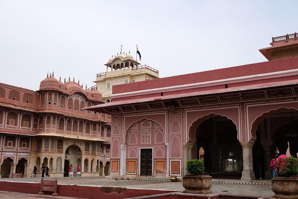 2nd Courtyard with Diwan-I-Khas