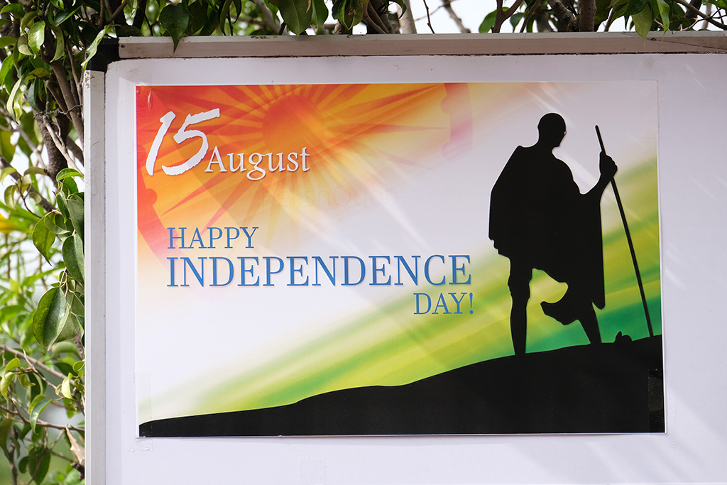 Happy India Independence Day