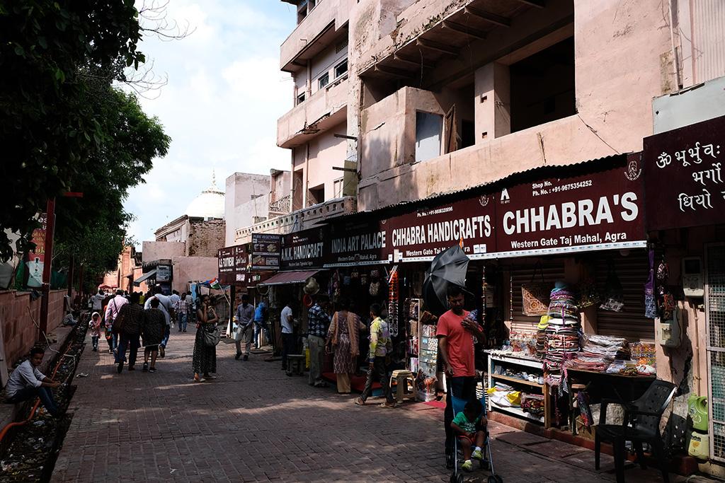 A little bit of the Taj Genj area