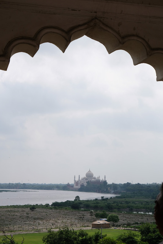 Another view, Agra Fort