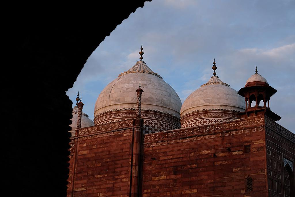 Back of the Kau Ban mosque
