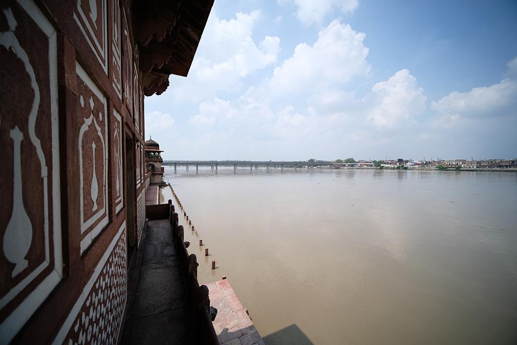 Yamuna River, The Baby Taj