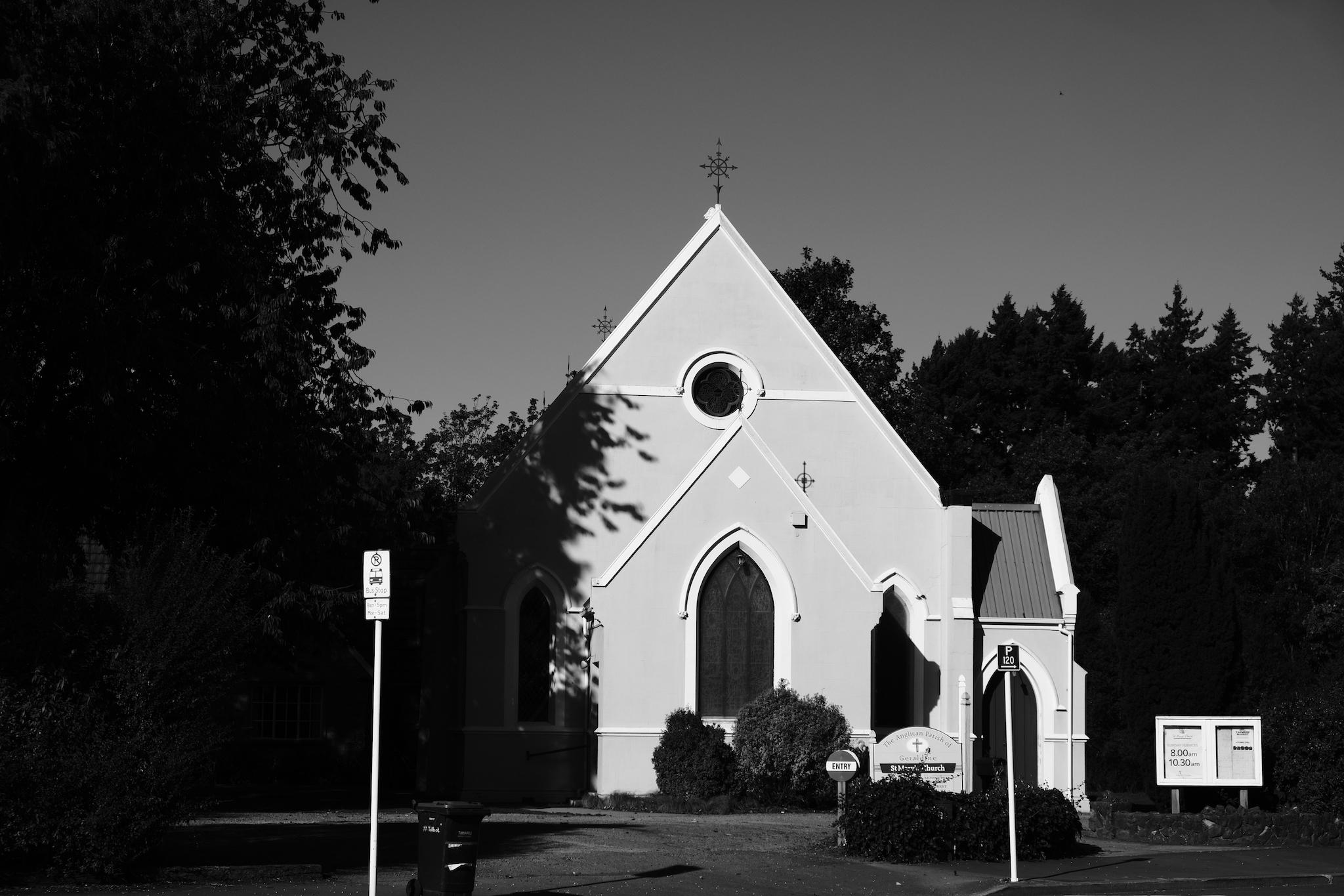 St Mary's, Geraldine