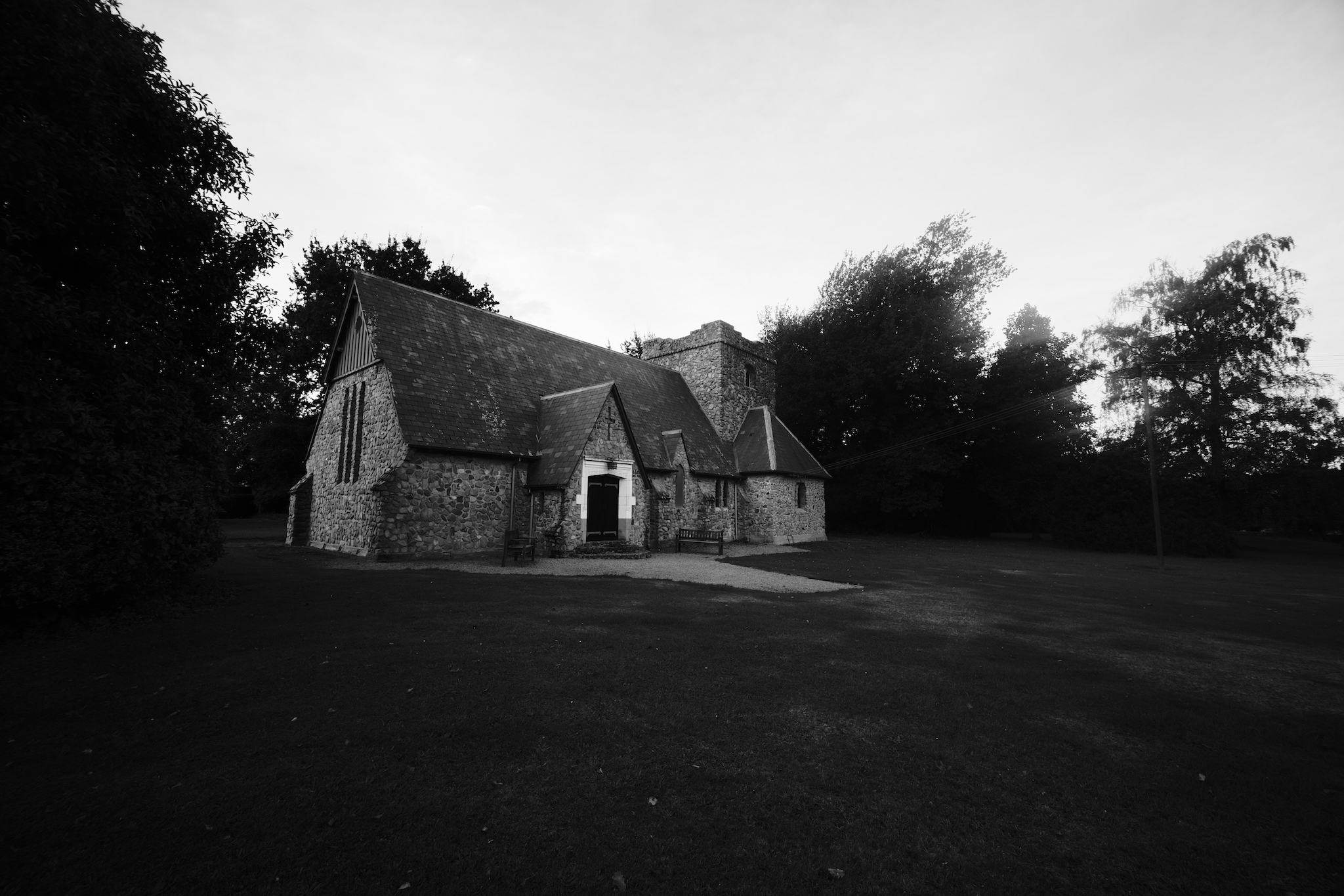 St Thomas / Tripp Church, Woodbury