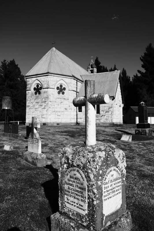 St Marys, Esk Valley