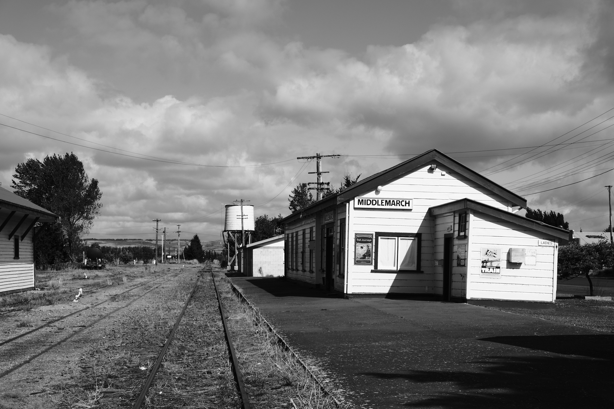 Middlemarch Station