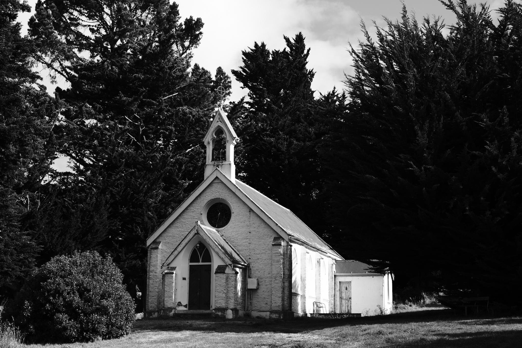 Church, Hyde