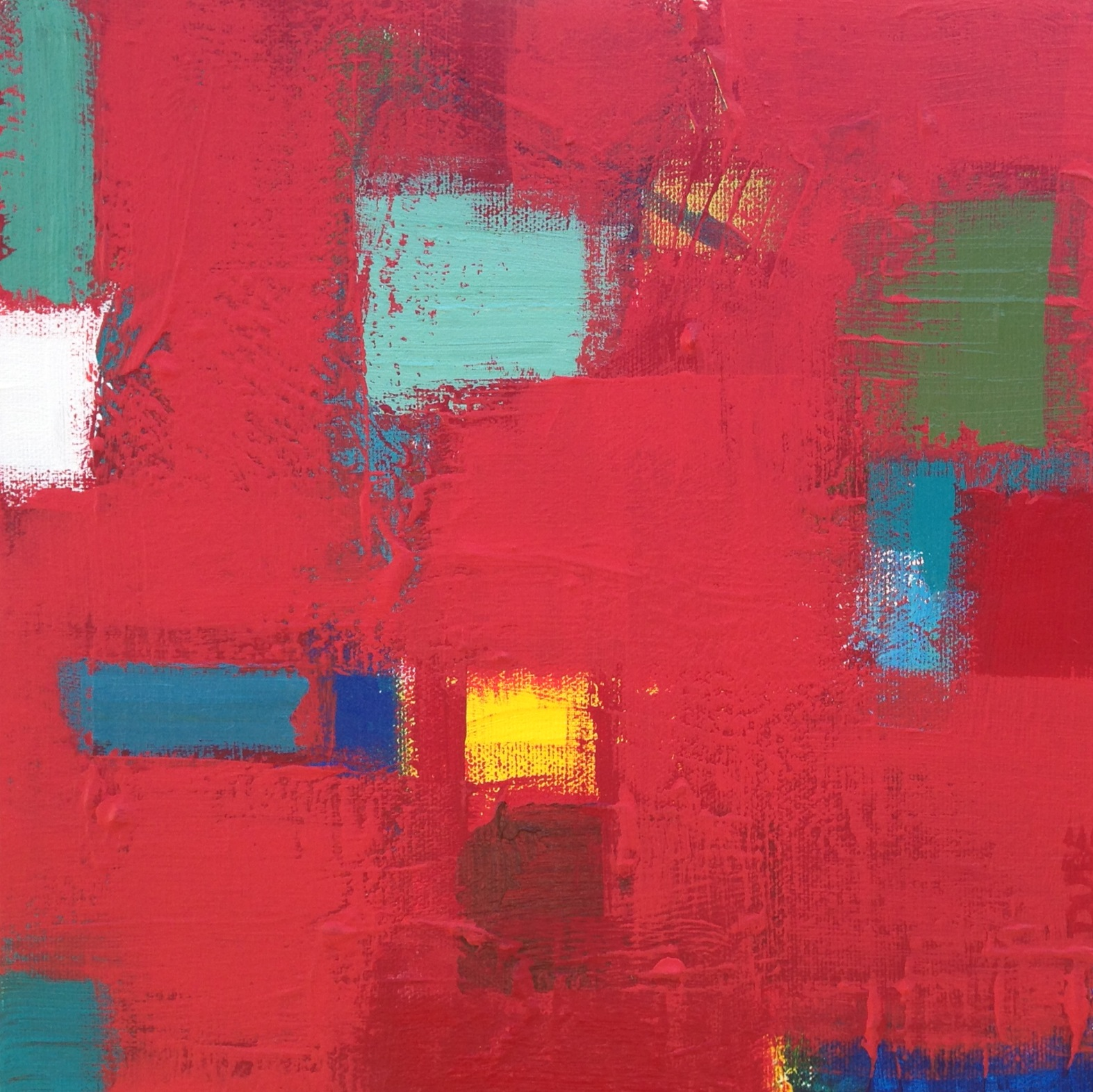 Study in Red II