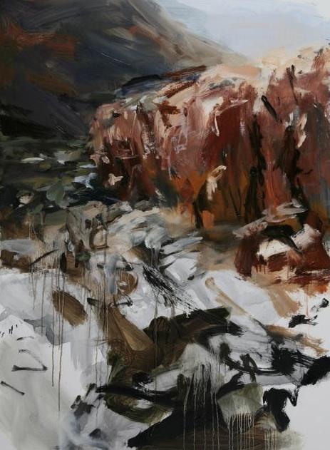 Gorge clifftop