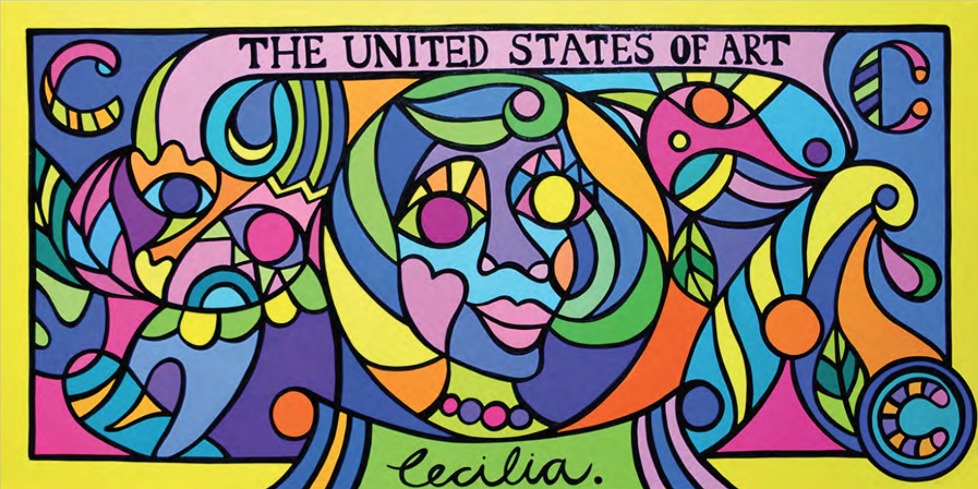 The united state of art