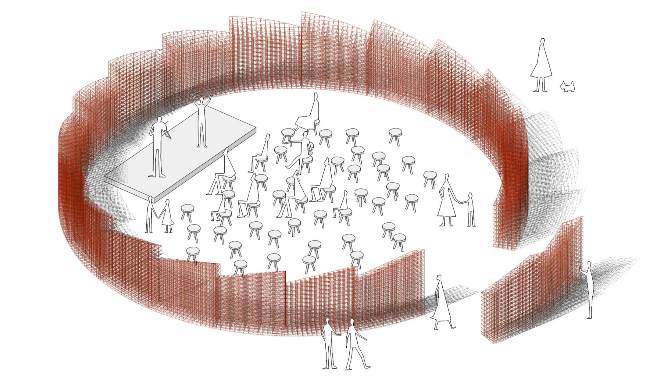 Circle Configuration