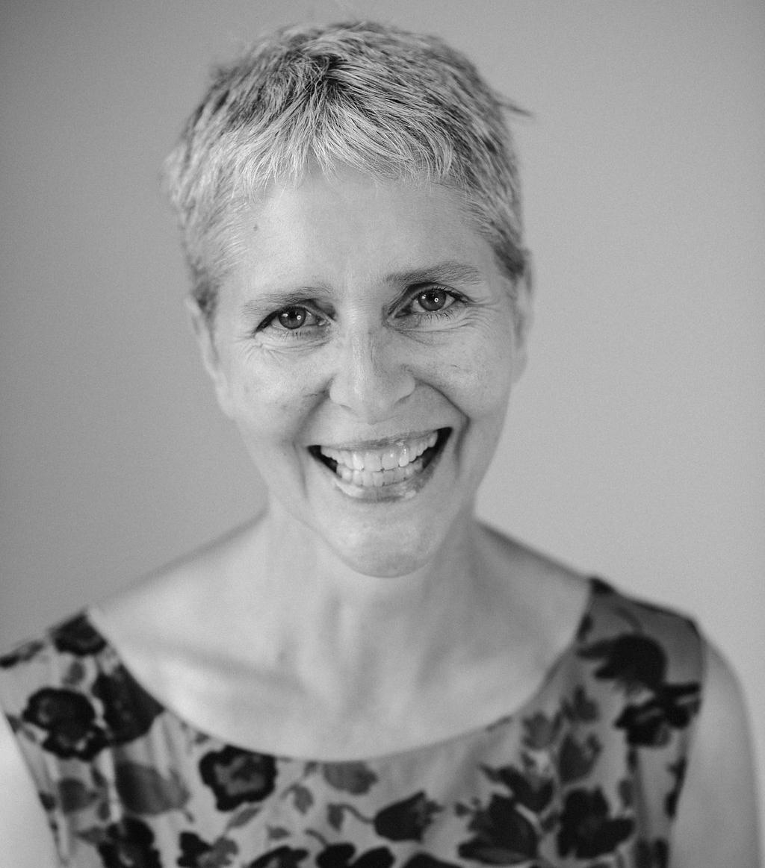 Caroline Evans, Associate Director, Created Out of Mind.