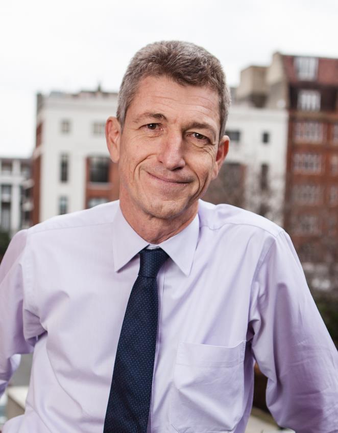 Nick Fox, Professor of Clinical Neurology, UCL.