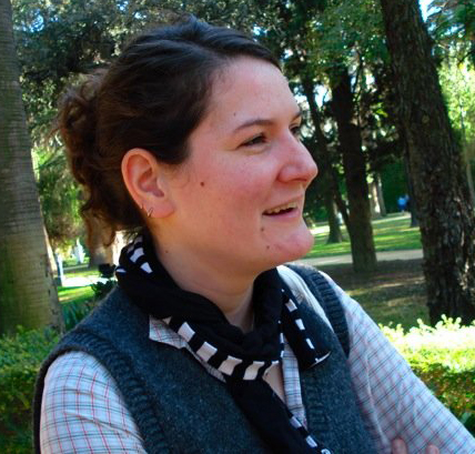 Harriet Martin, Hub Partnership Manager, Wellcome.
