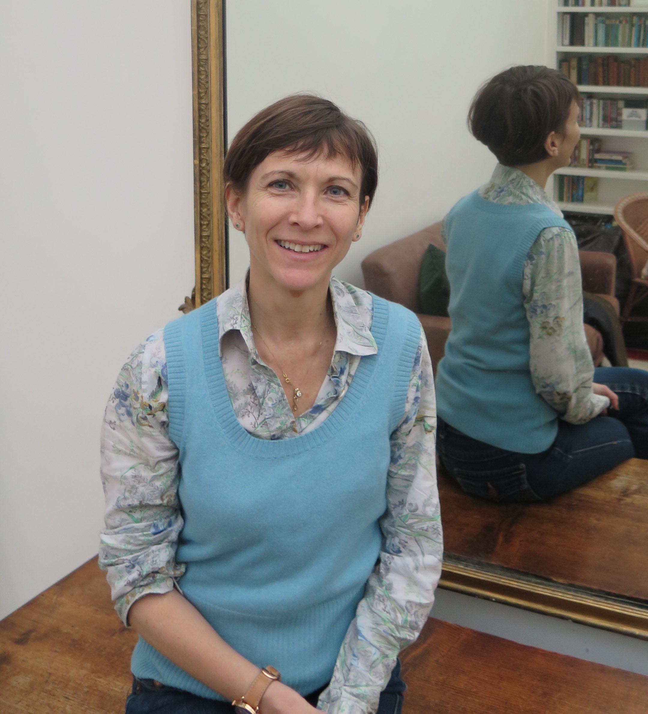 Hannah Zeilig, Senior research fellow, UAL.