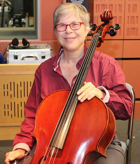 Claire Garabedian, Associate Researcher in Creative Arts and Dementia, University of Worchester.