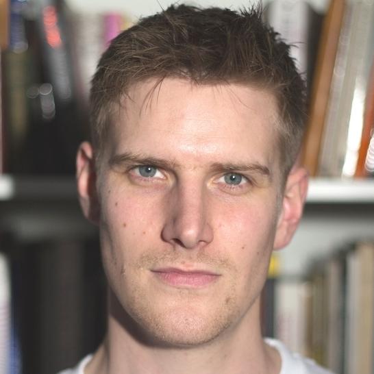 Harry Macqueen, Wellcome Trust Fellow.