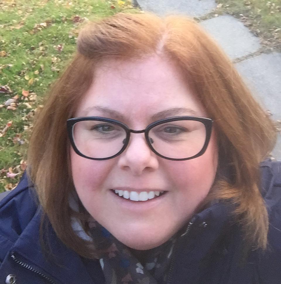 Mary Pat Sullivan, Director of Social Work at Nipissing University.