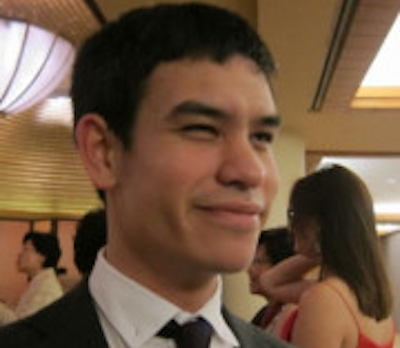 Keir Yong, Postdoctoral Research Associate UCL.