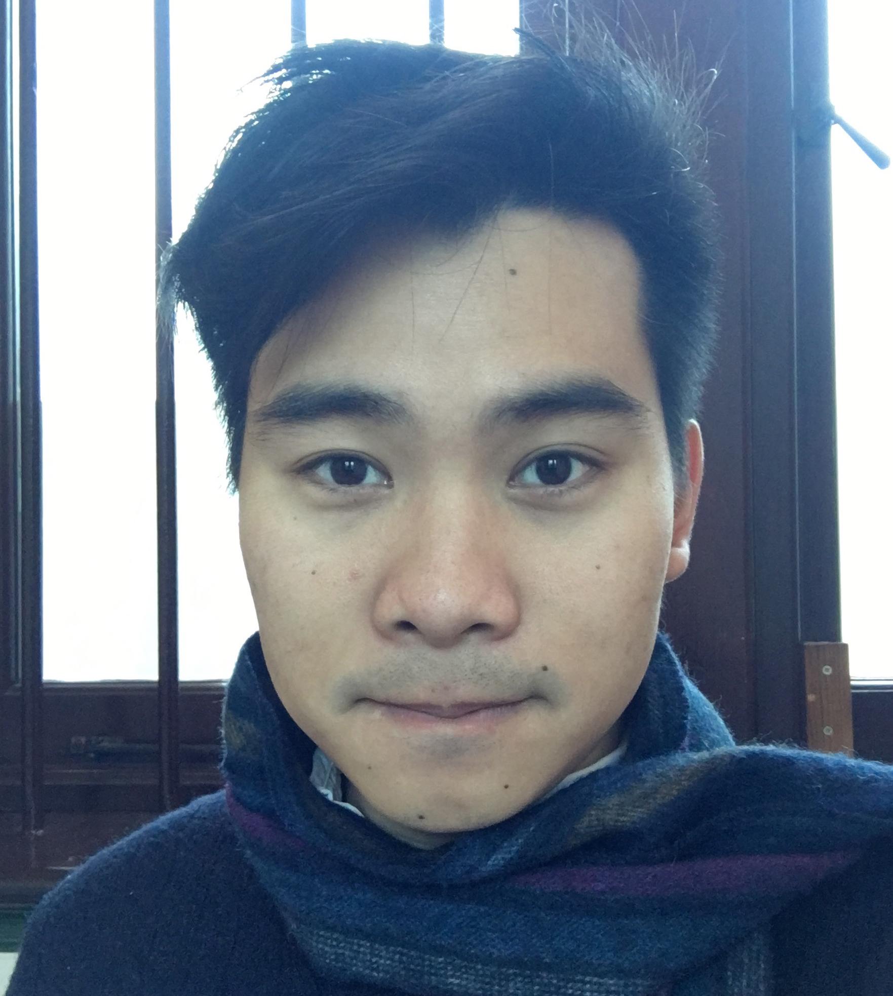 Daniel Lai, Clinical Psychology Doctorate, Canterbury Christ Church University.