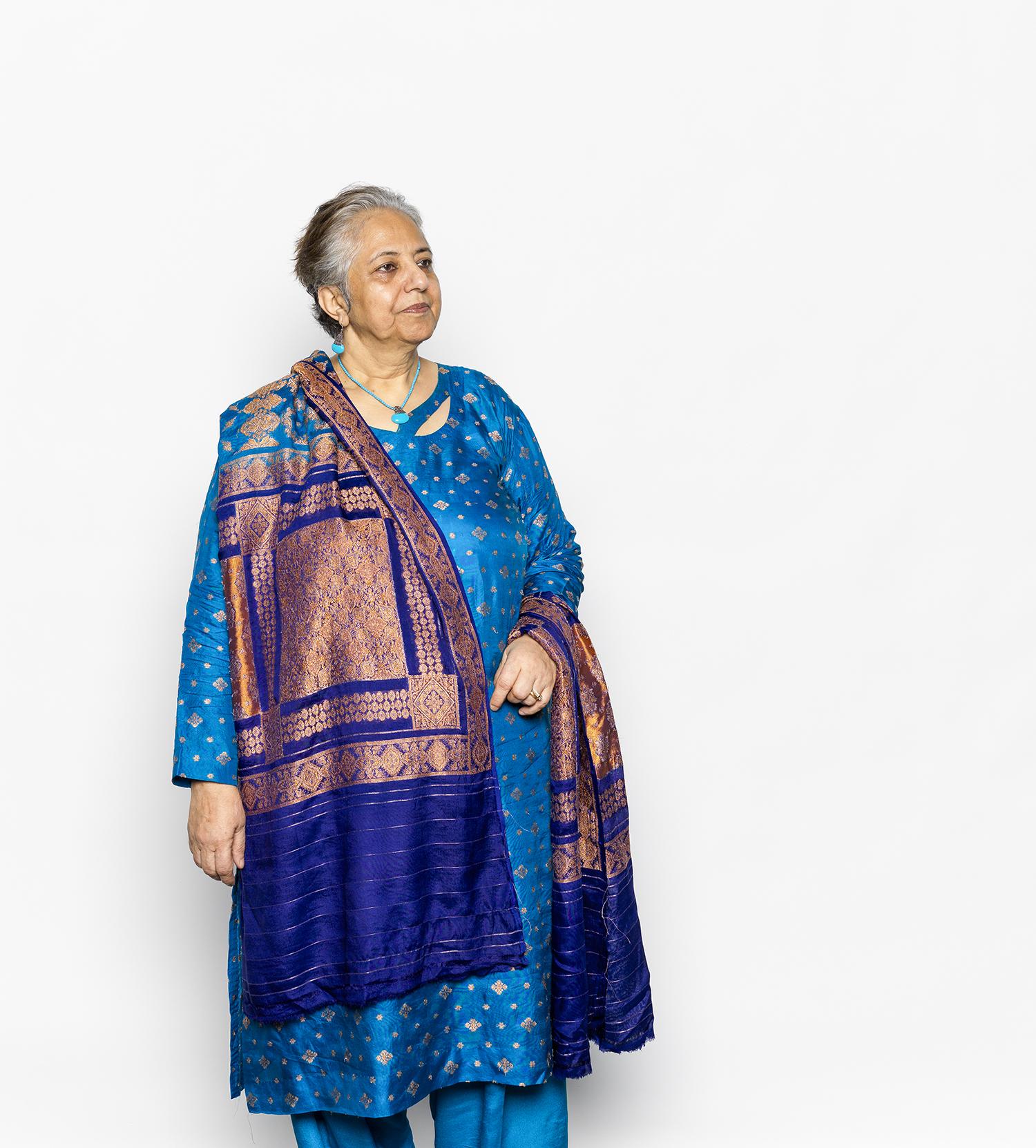 Rukiya Mukadam. Photo: Ben Gilbert/Wellcome Collection