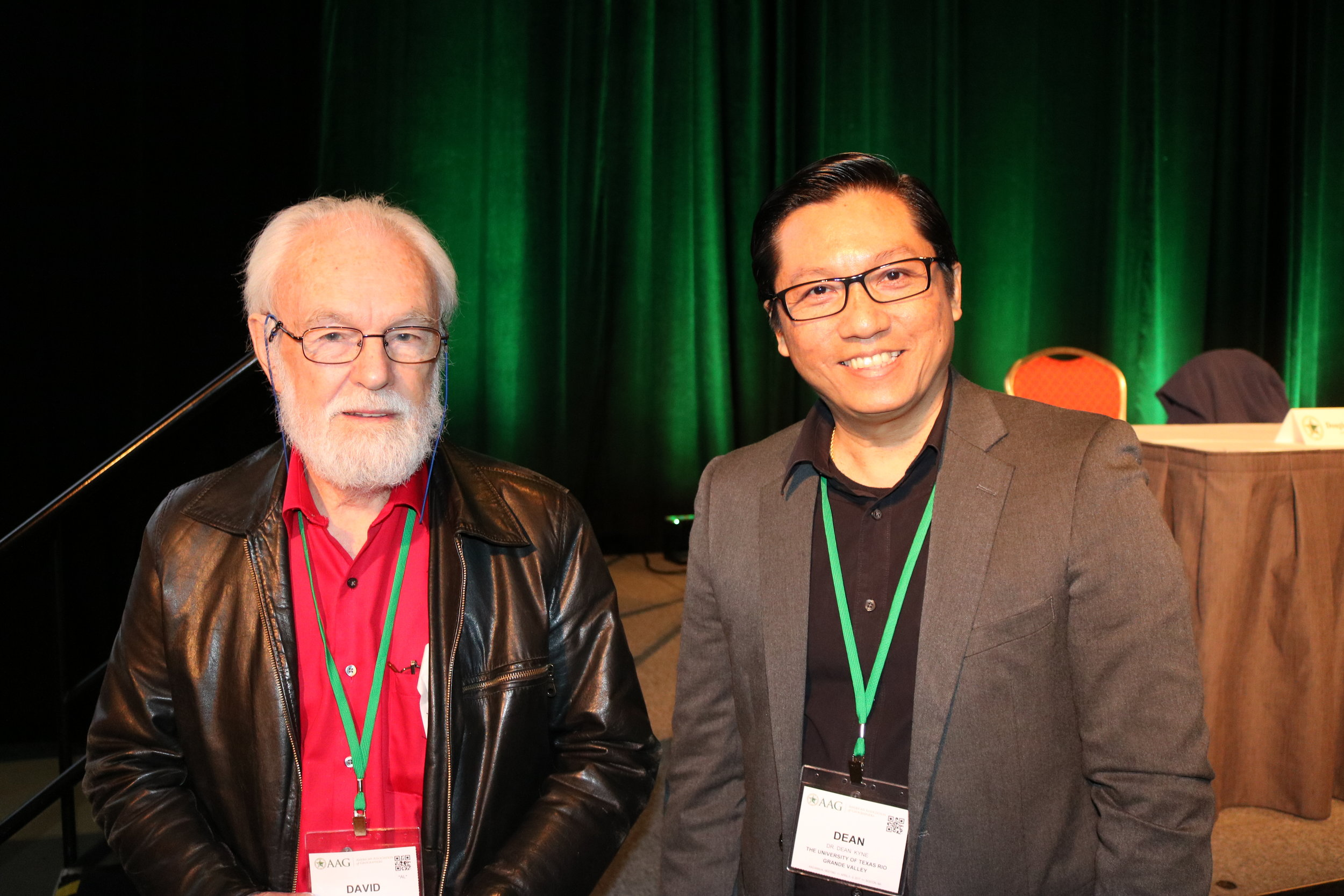 Dean Kyne David Harvey AAG 2017