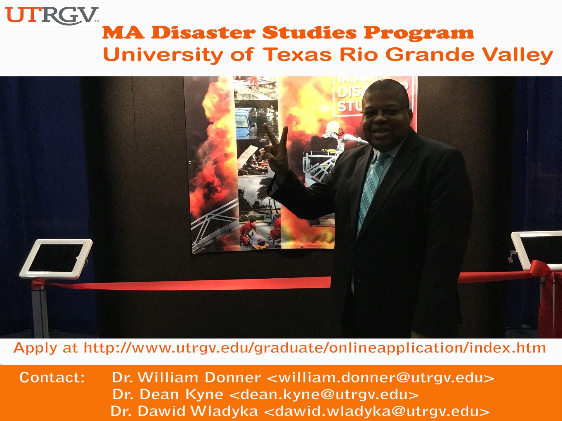 Dr. Jackson MA Disaster Studies Booth.jpg