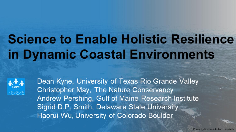 CoPe Resiliency Topic Dean Kyne.png