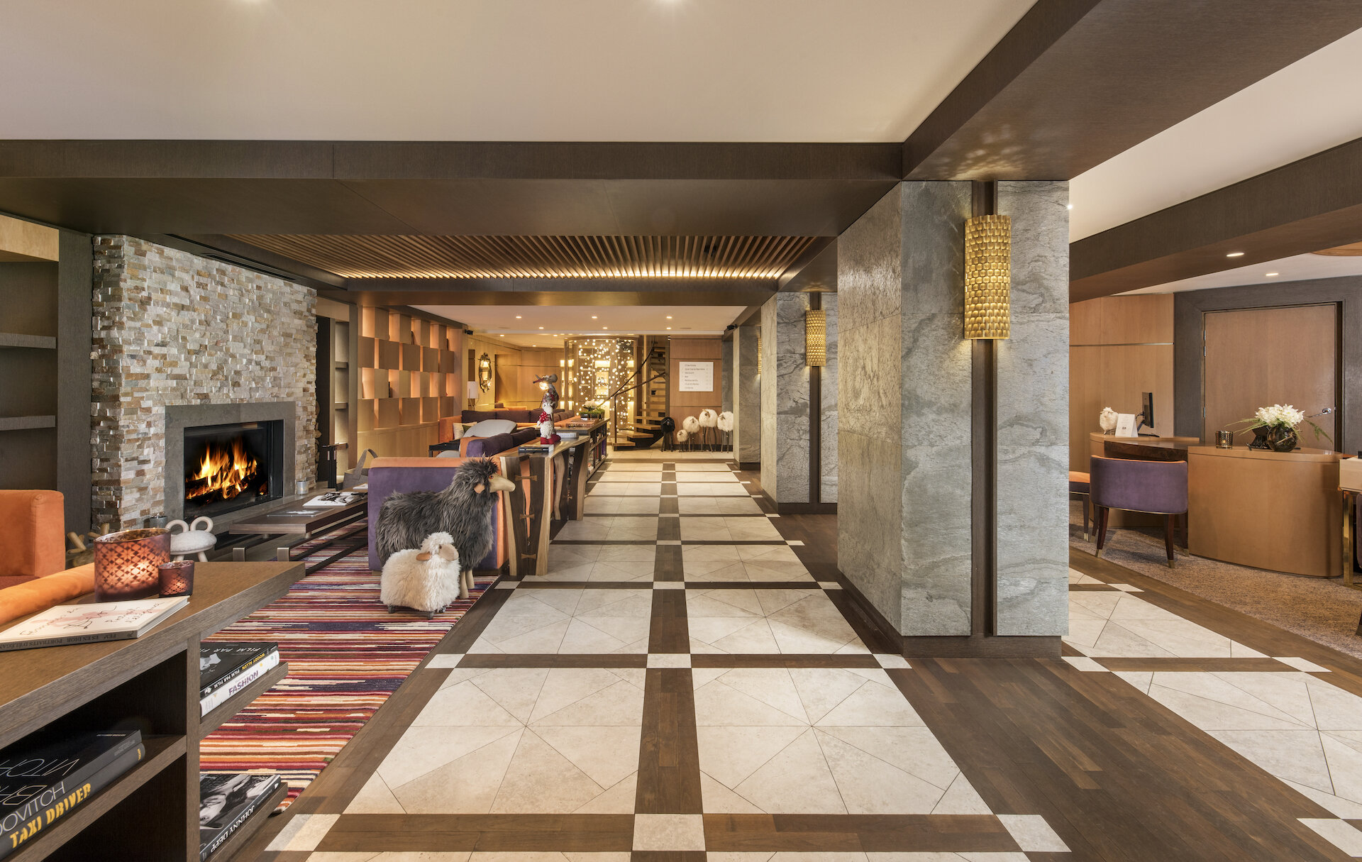 Barriere Hotel Les Neiges Luxury Courchevel Hotels Courchevel