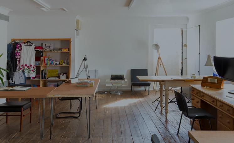 Studio space   MORE INFO