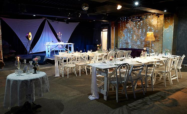 Private events   MORE INFO