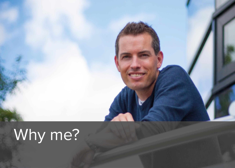 Steve Chamberlain, life-changing coaching