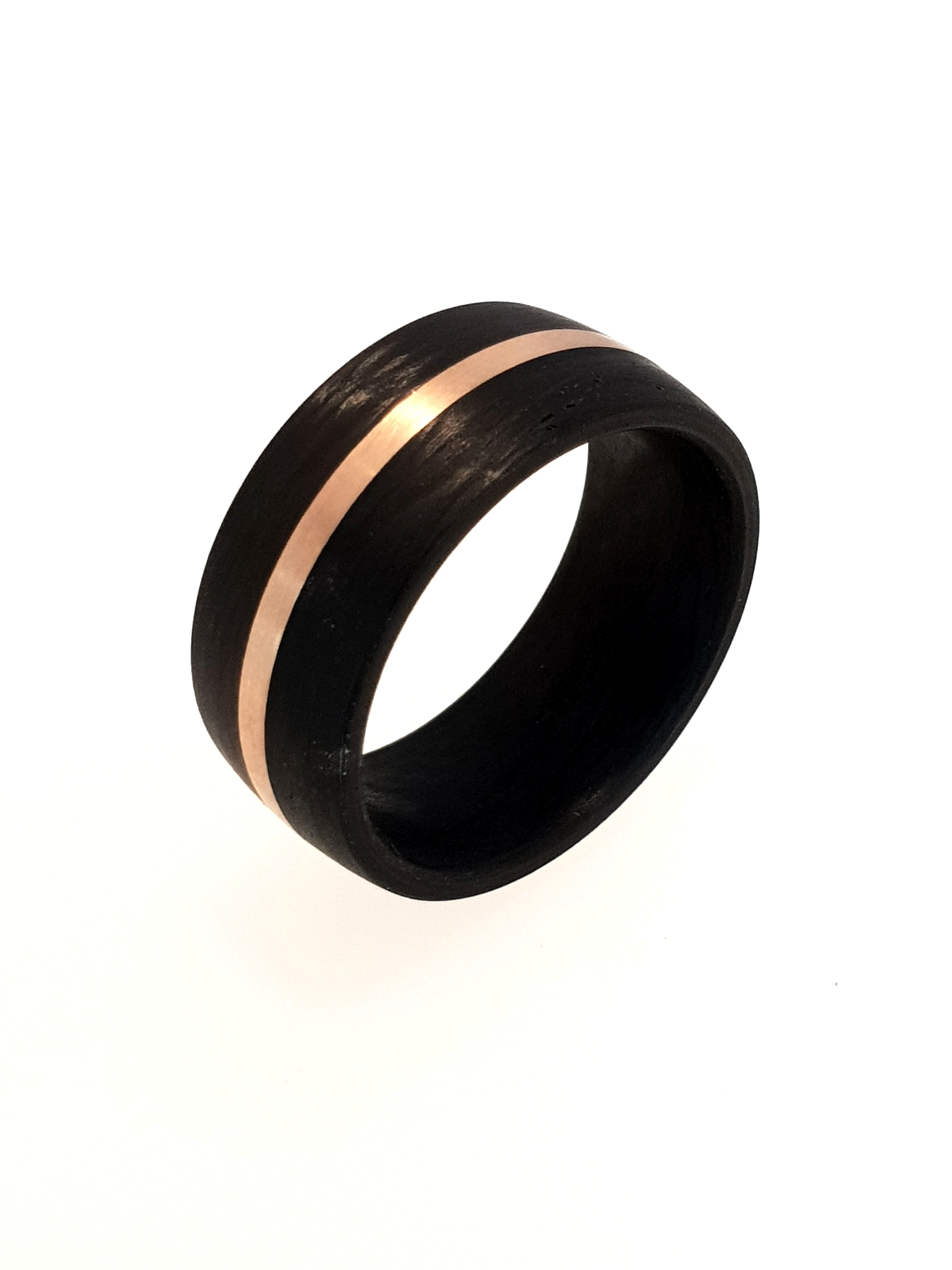 Carbon Fibre Ring, 10mm Band    Titan Factory (Model: 59316/003/000/N556)   Current Stock Size: Y1/2  Stock Code: E9840  £370