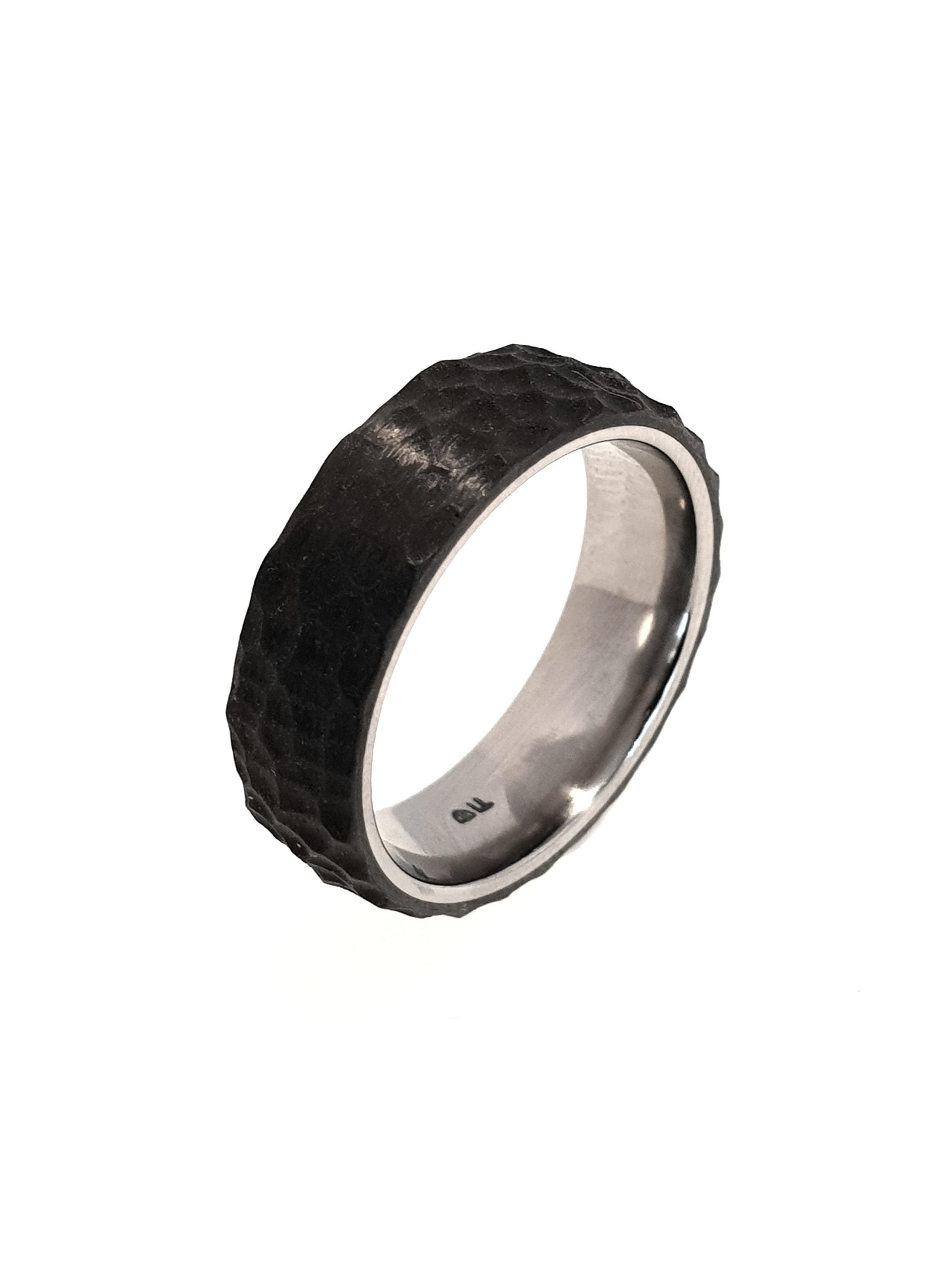 Carbon Fibre Ring, 7mm    Furrer Jacot (Model: 71-29140-0-0)   Current Stock Size: U  Stock Code: E9358  £1120