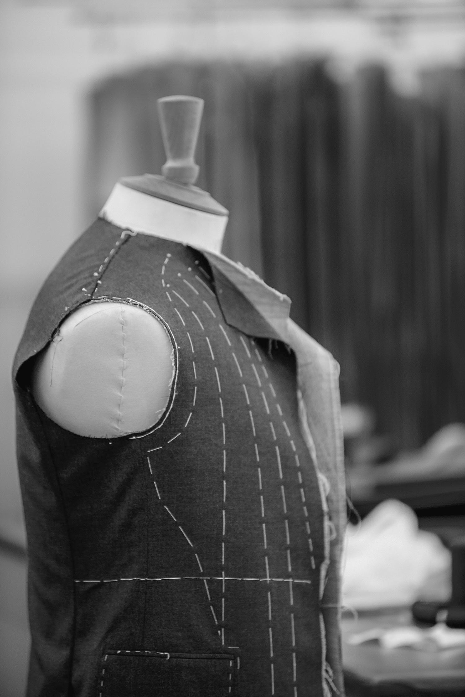 First fitting bespoke suit Paul Henry Tailoring Dublin.jpg