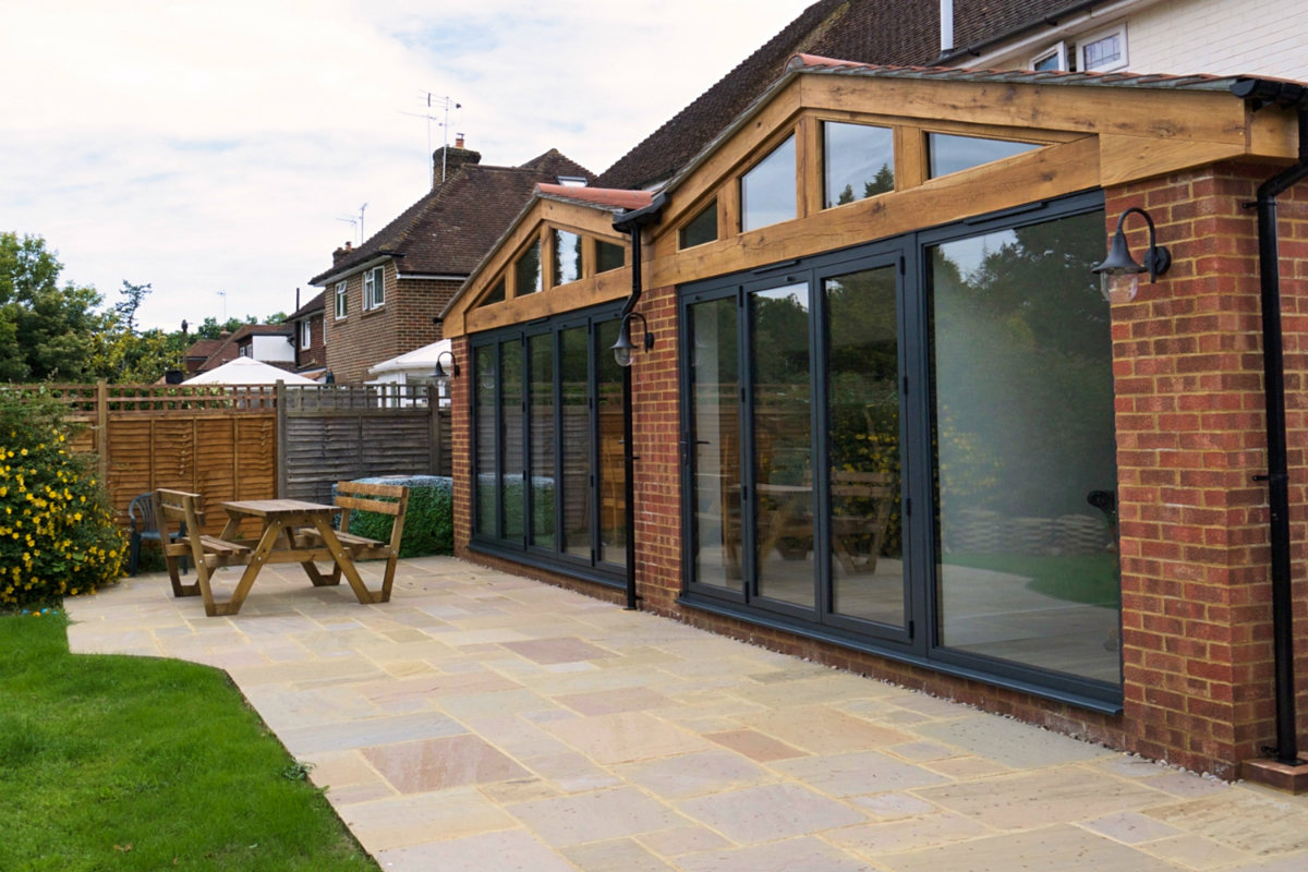 House extensions -