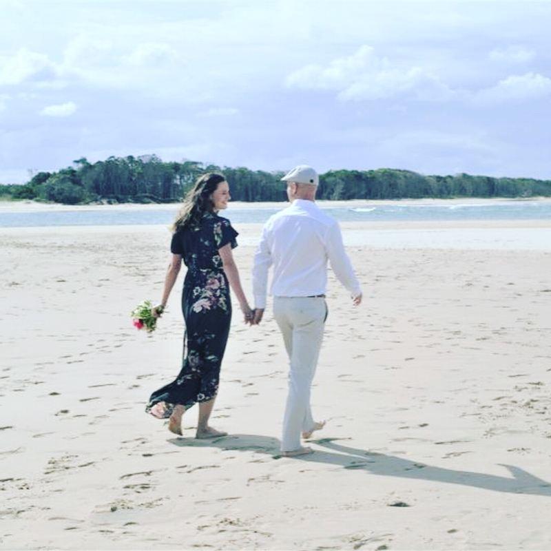Registry Wedding Sunshine Coast