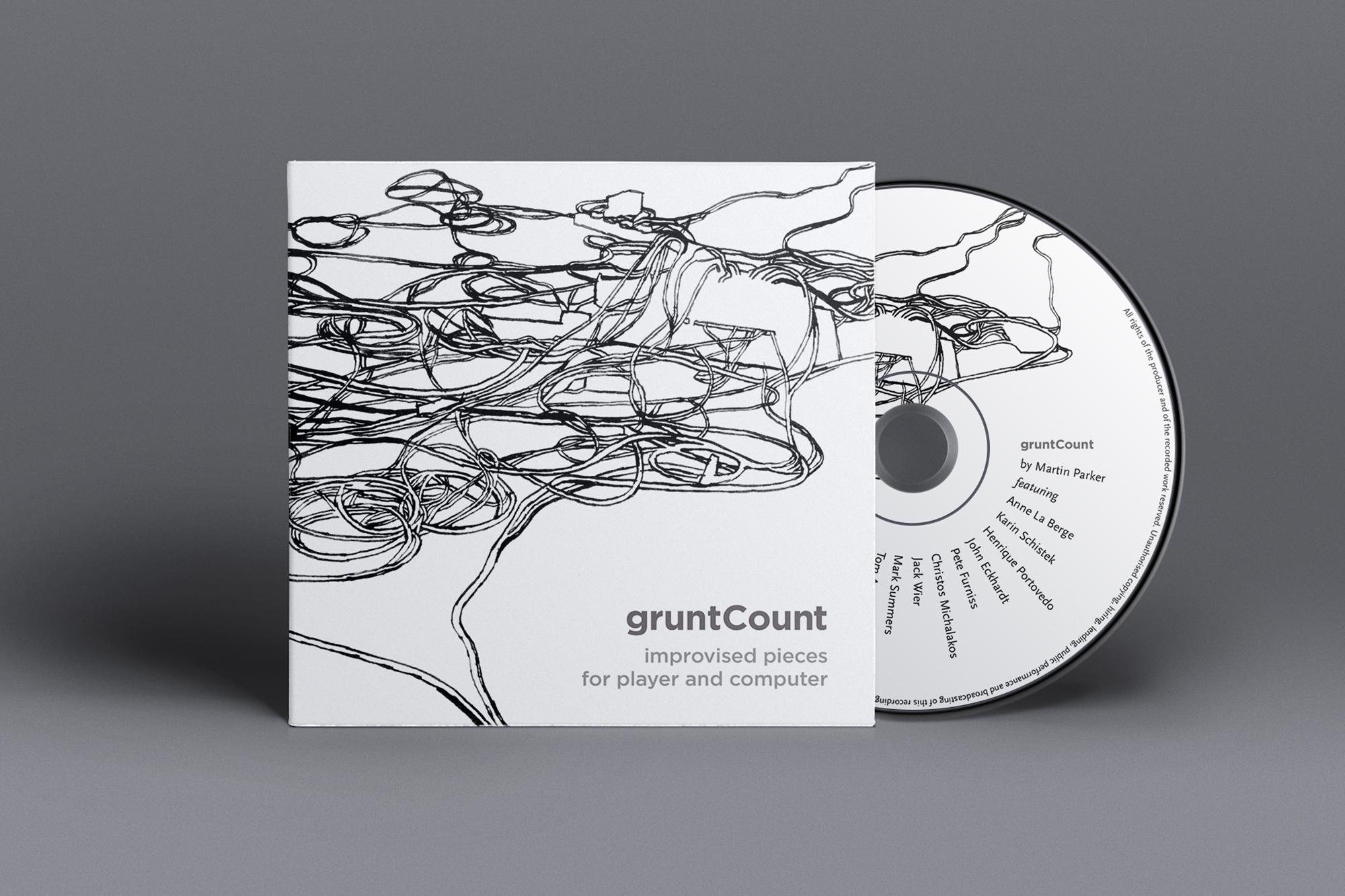 Martin Parker: gruntCount