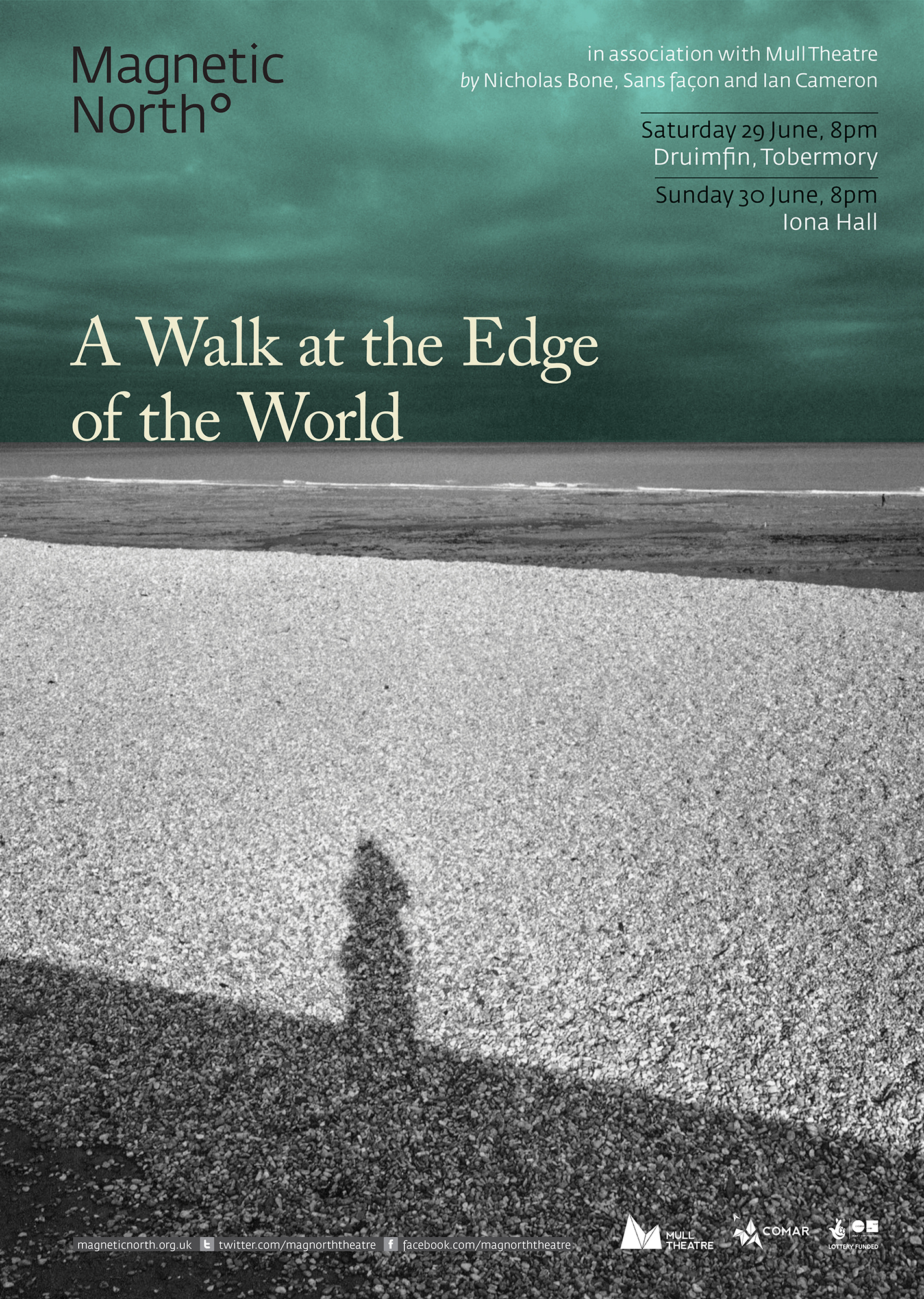 A Walk at the Edge of the World