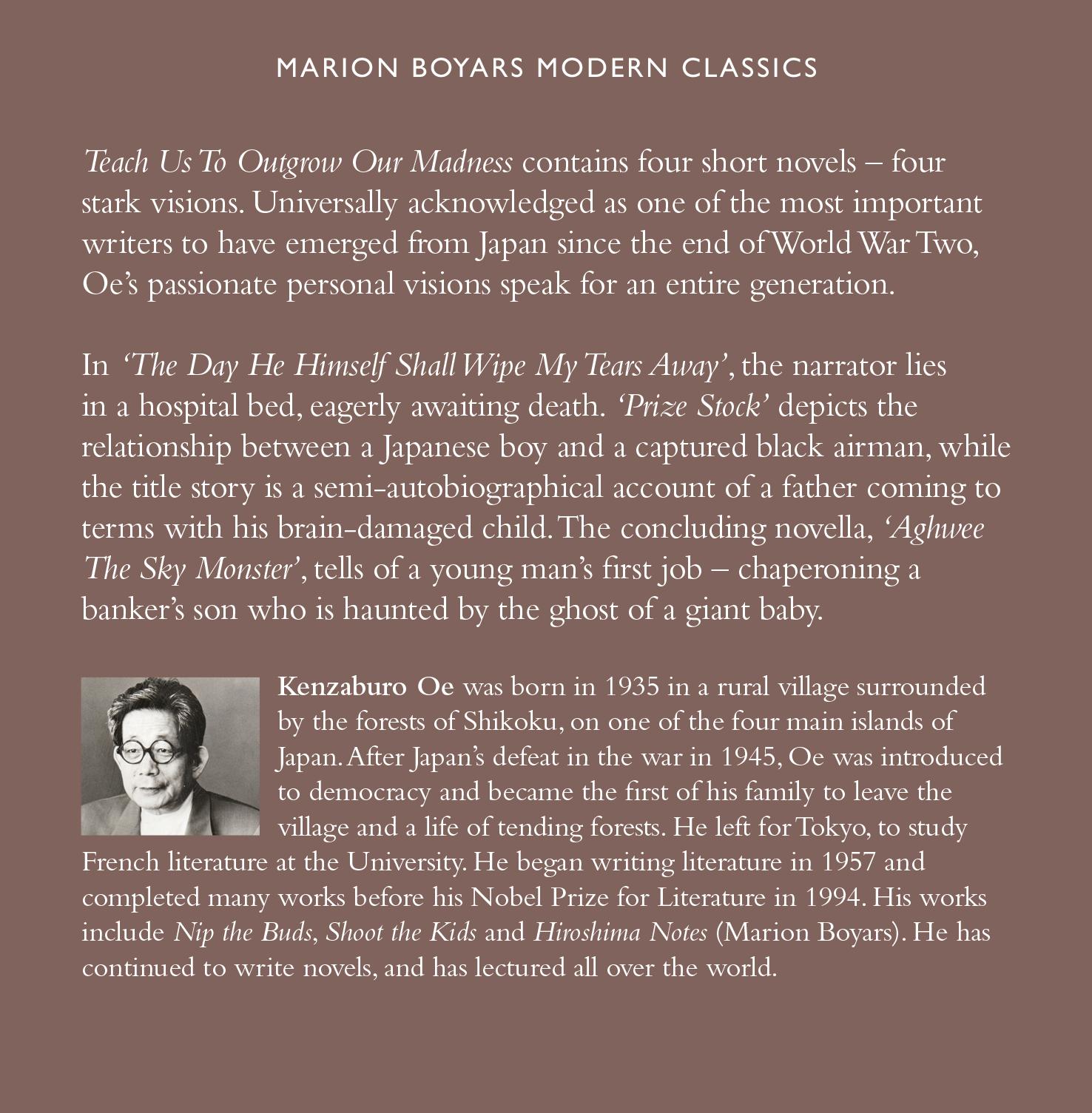 Marion Boyars Publishers