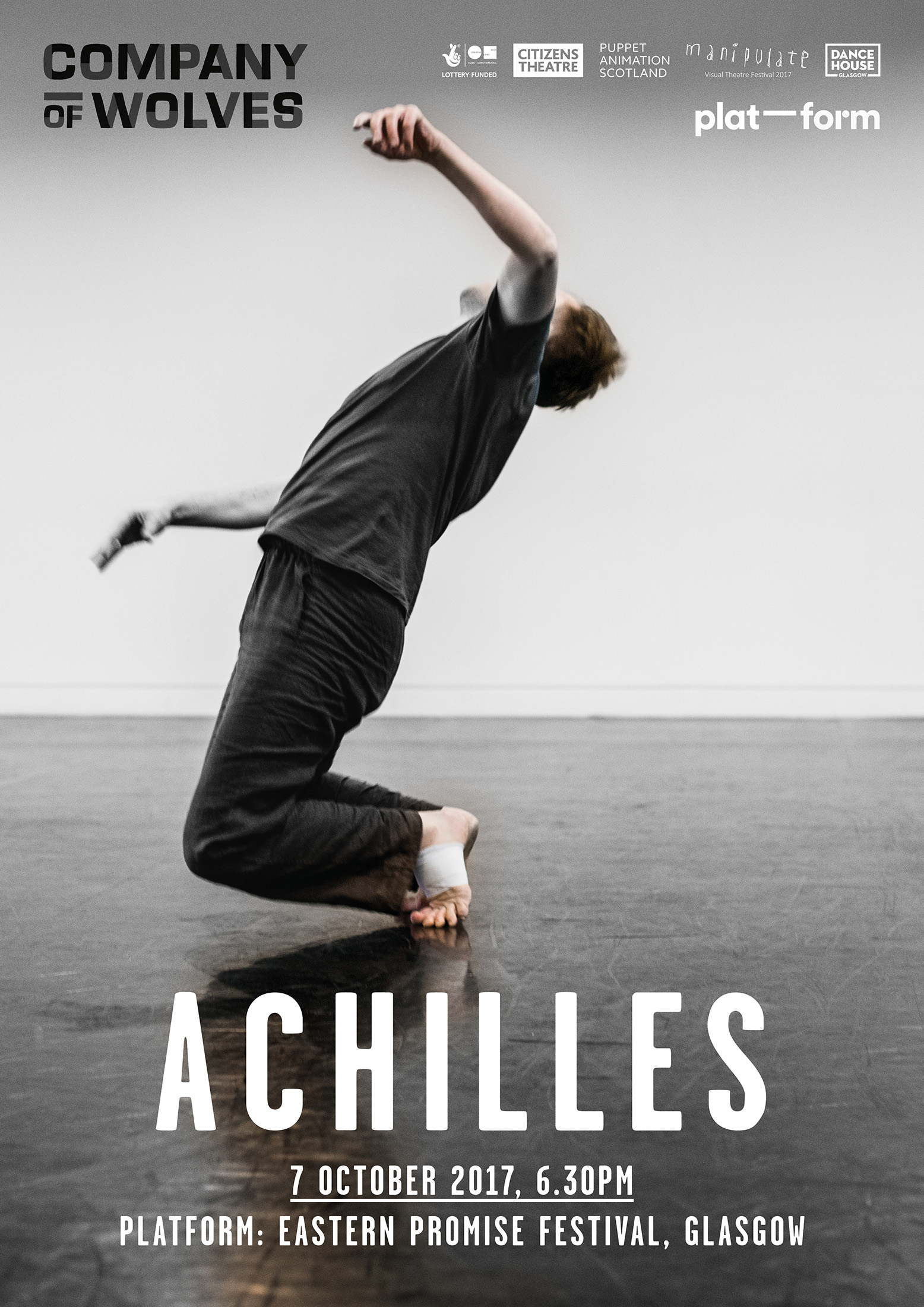 Company of Wolves: Achilles
