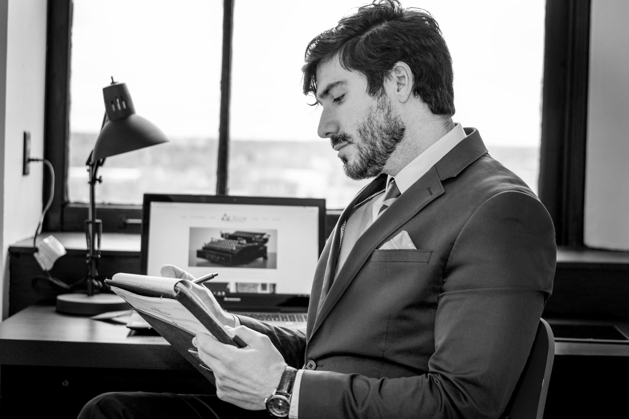 Matt Flowers | Ethos Copywriting | Owner, Copywriter, Strategist