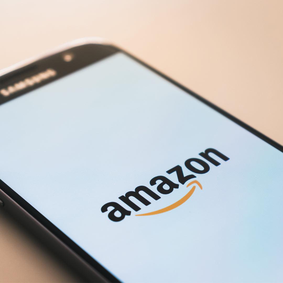 Consumer trust in Amazon is impressive.