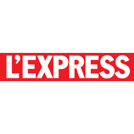 """L'Express    """"Revenu de la Botte, Romain a développé un délicieux concept d'épicerie-restaurant où l'on peut se régaler. On se croirait à Parme!"""""""