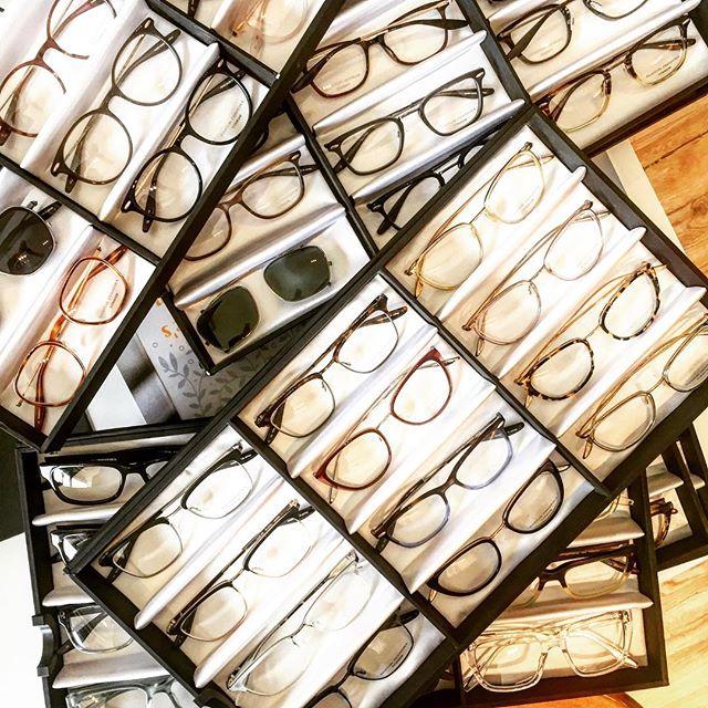Just in! We now carry @bartonperreira luxury handmade eyeglasses! Get your new look @windsoreyecare #bartonperreira #luxuryeyewear #wehelpyouseebetter #wehelpyoulookbetter 😍
